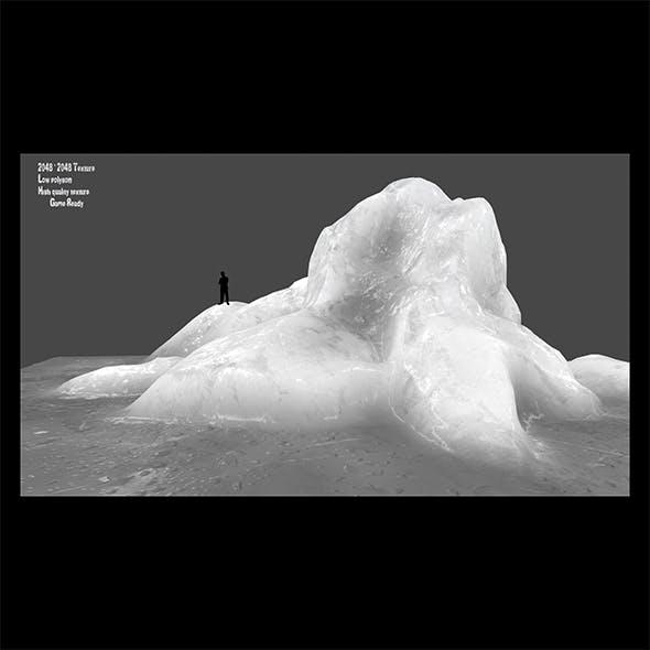 ice rocks 4 - 3DOcean Item for Sale