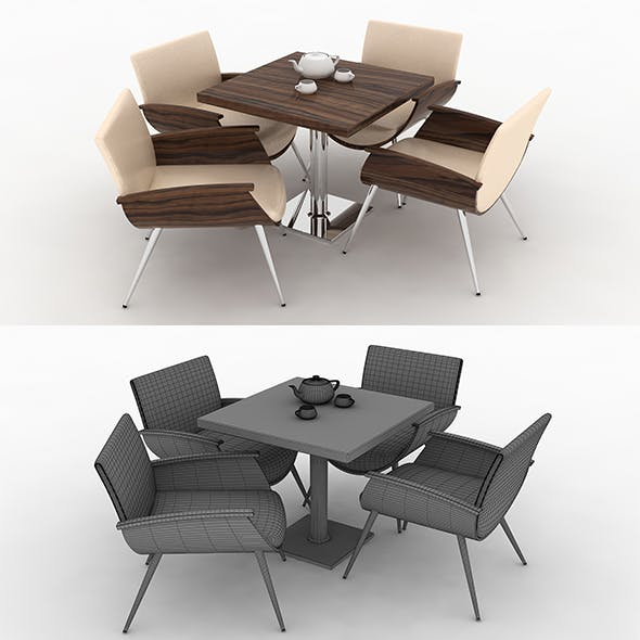 High quality tables & chairs