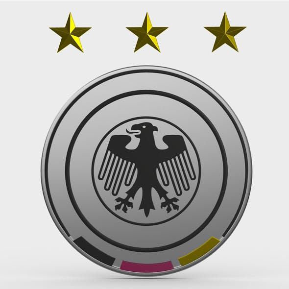 germany logo - 3DOcean Item for Sale