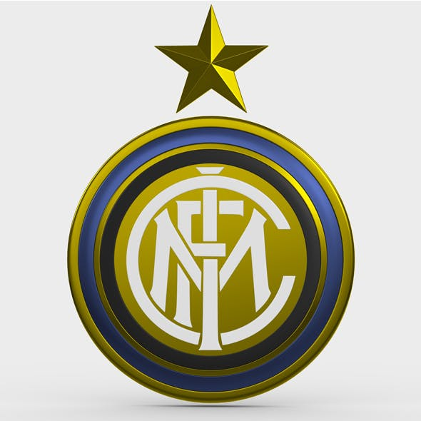 Internazionale logo - 3DOcean Item for Sale