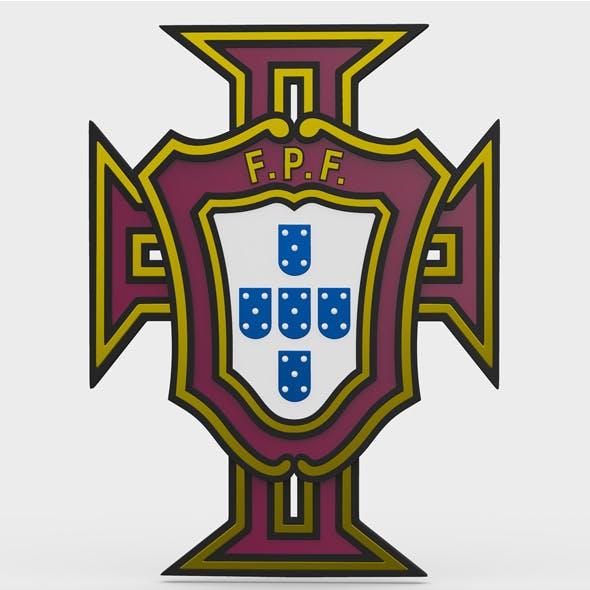 portugal logo - 3DOcean Item for Sale