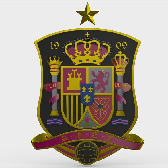 Spanish logo - 3DOcean Item for Sale