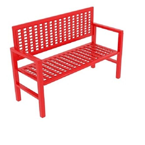 Wireframe Bench