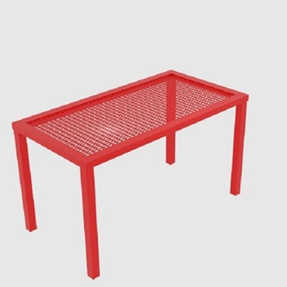 Wireframe Table