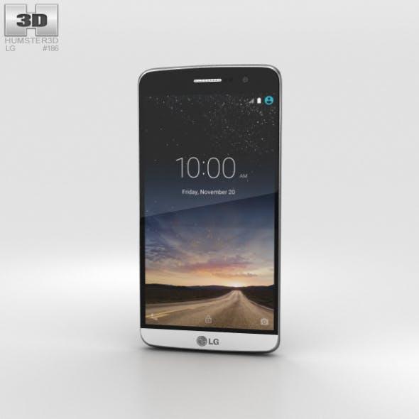 LG Ray Silver