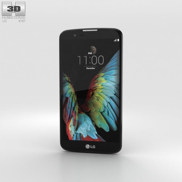 LG K10 Indigo - 3DOcean Item for Sale