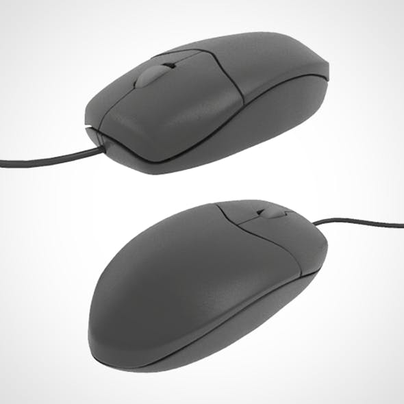 Computer Mouse 001