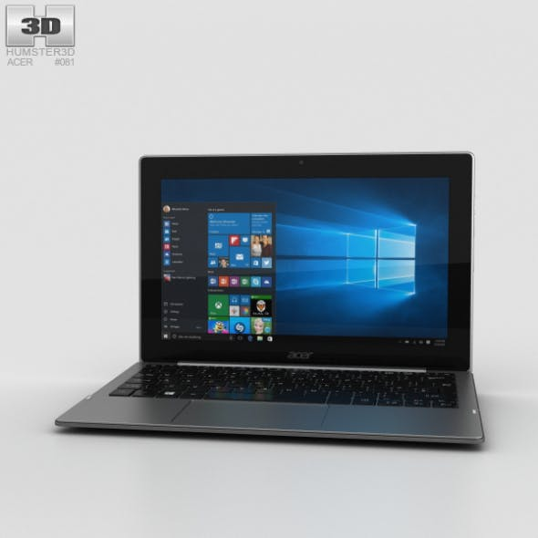 Acer Aspire Switch 11 V - 3DOcean Item for Sale