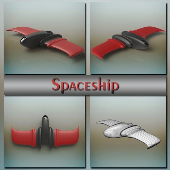 Spaceship - 3DOcean Item for Sale