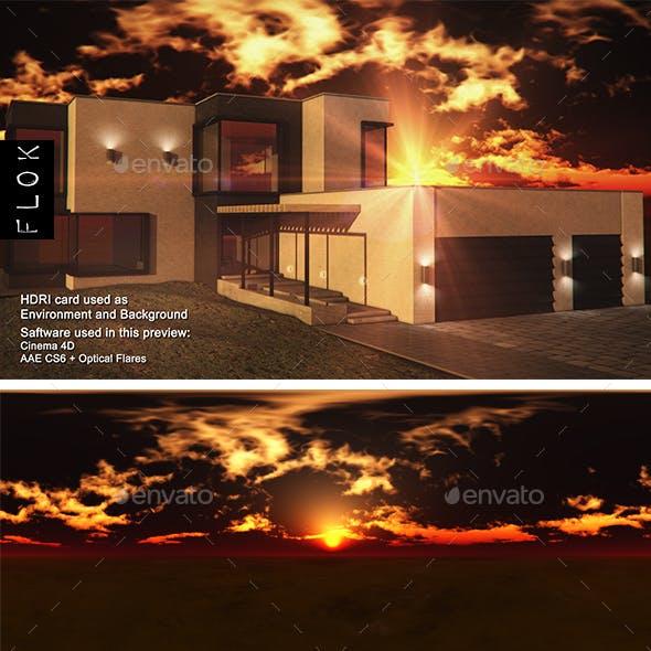 Sunset Desert 105