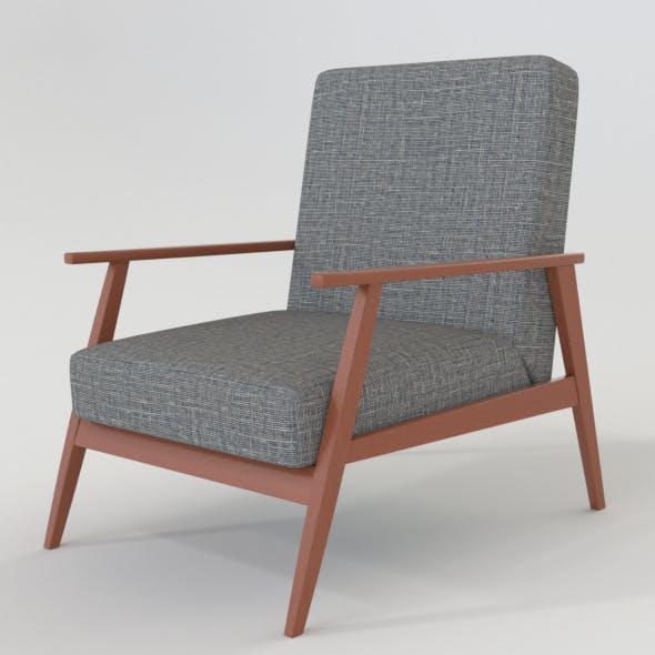 IKEA Ekenaset chair - 3DOcean Item for Sale