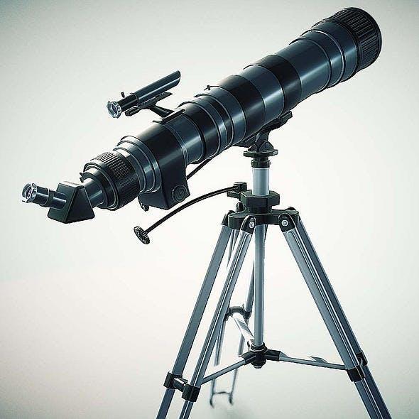 Telescope Scene