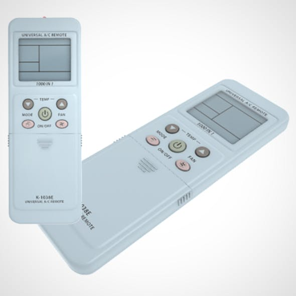 Air Conditioner Remote 002