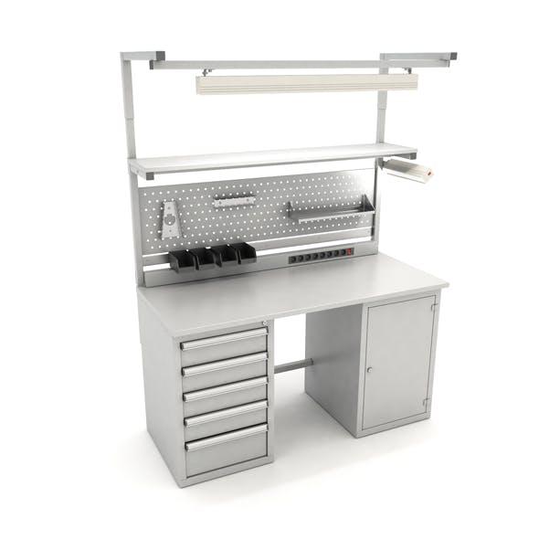 Workbench - 3DOcean Item for Sale