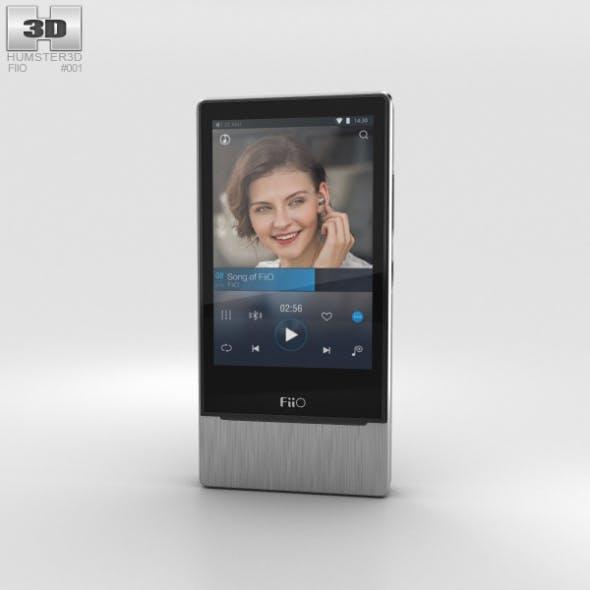 FiiO X7 - 3DOcean Item for Sale