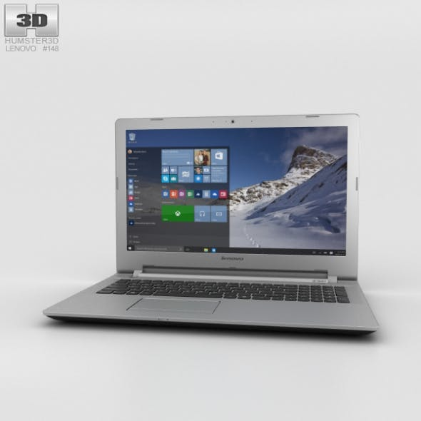 Lenovo IdeaPad 500 Black