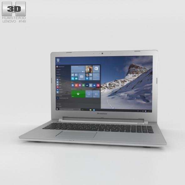 Lenovo IdeaPad 500 White - 3DOcean Item for Sale