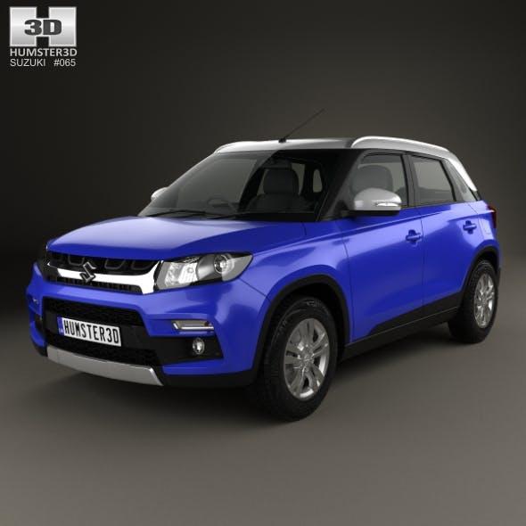 Suzuki Maruti Vitara Brezza 2016 - 3DOcean Item for Sale