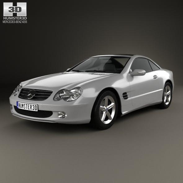 Mercedes-Benz SL-Class (R230) 2001 - 3DOcean Item for Sale