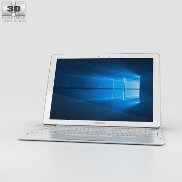 Samsung Galaxy TabPro S White
