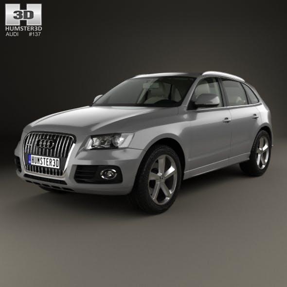 Audi Q5 with HQ interior 2013