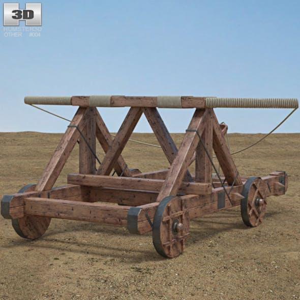 Catapult - 3DOcean Item for Sale