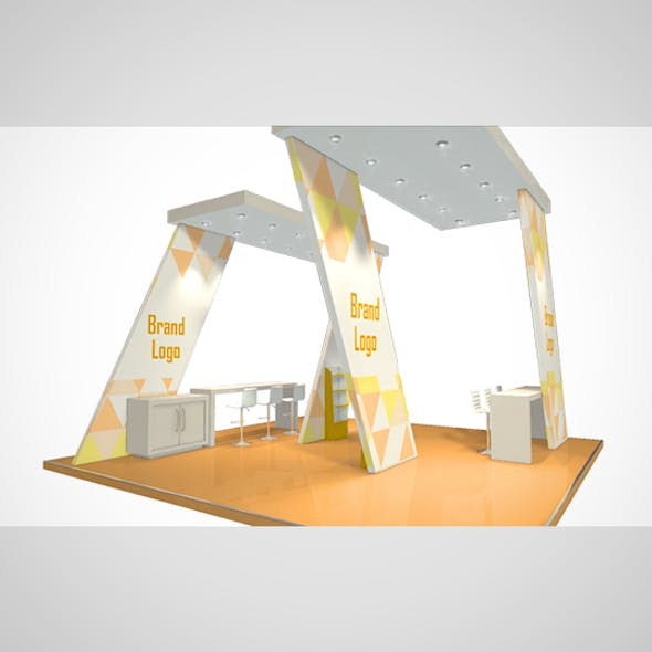Stand Design 002