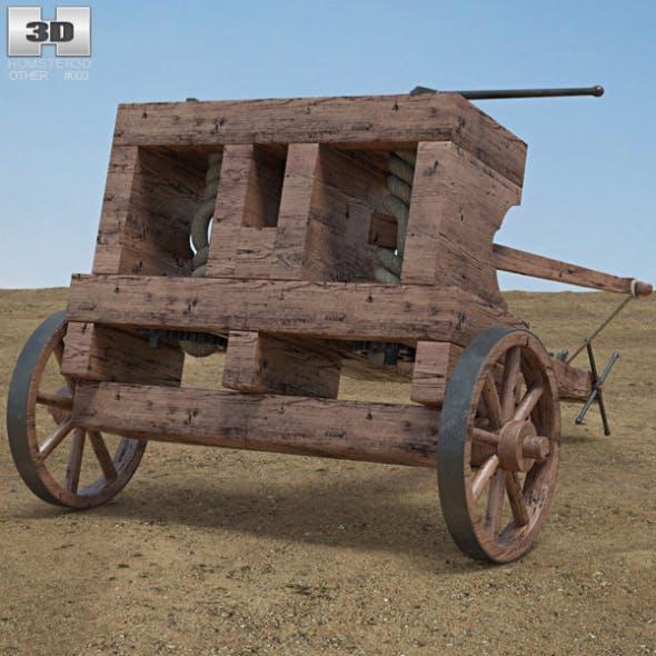 Ballista - 3DOcean Item for Sale