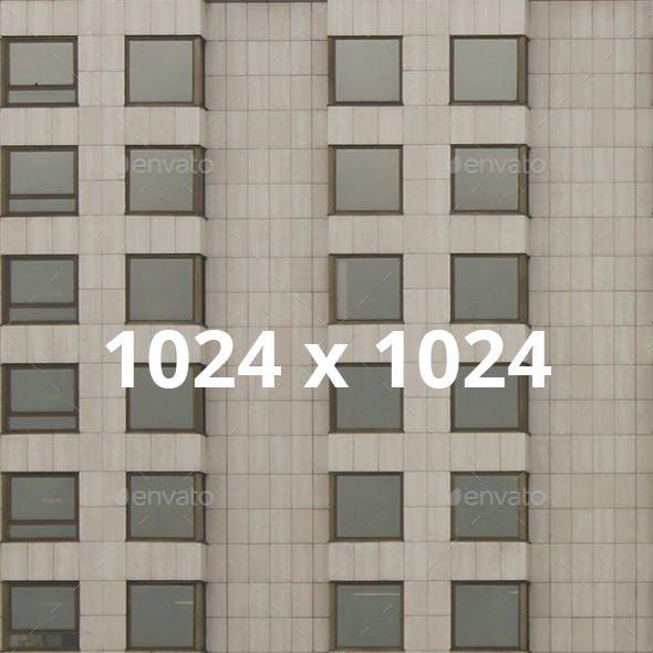 Seamless Hotel Wall Windows