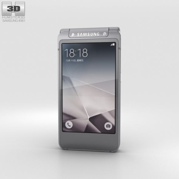Samsung W2016 Gray - 3DOcean Item for Sale
