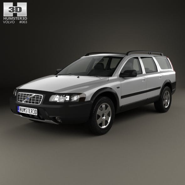 Volvo XC70 2002 - 3DOcean Item for Sale