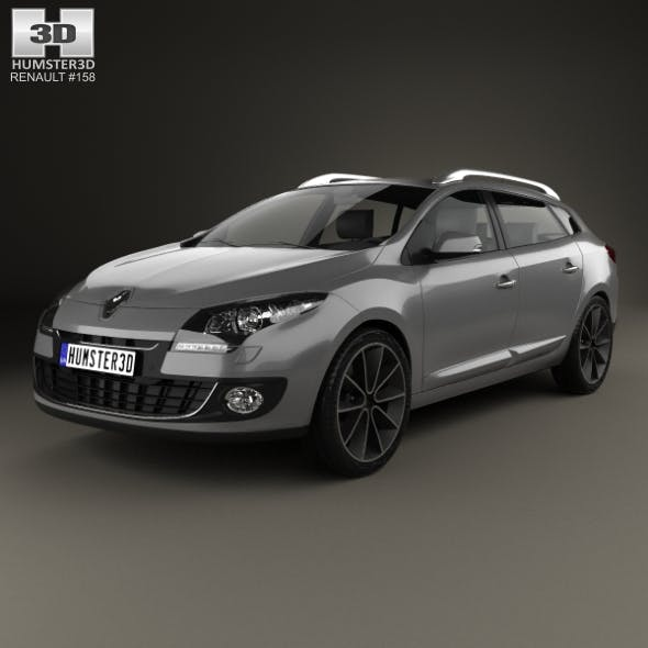 Renault Megane Estate 2012