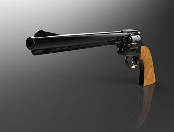 Colt Peacemaker Long - 3DOcean Item for Sale