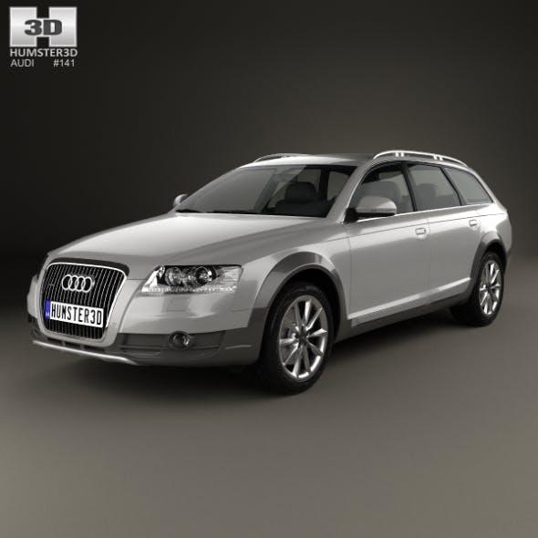 Audi A6 (C6) Allroad 2006
