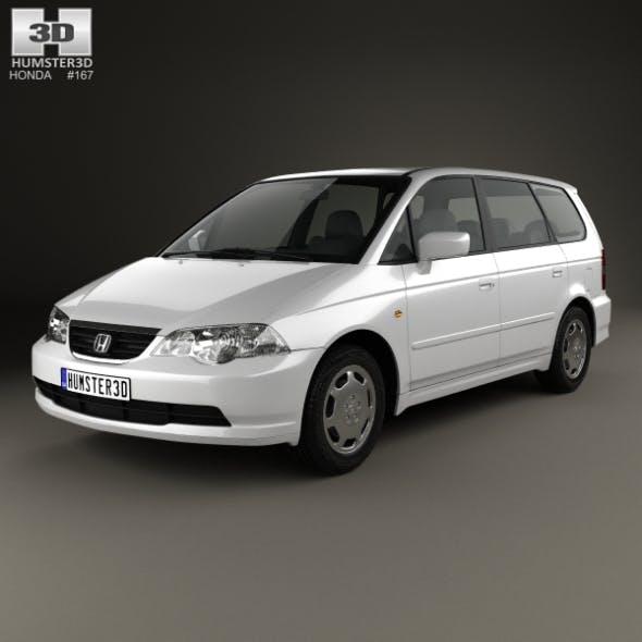 Honda Odyssey (JP) 1999
