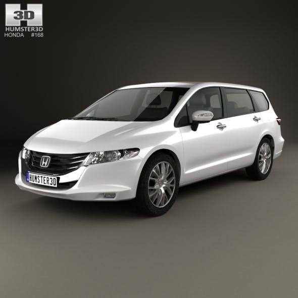Honda Odyssey (JP) 2008