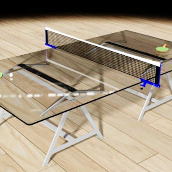 3b table tennis model