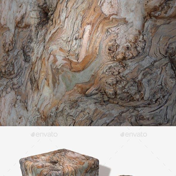 Wavy Bark 3 Seamless Texture