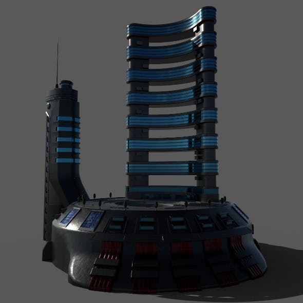 Sci-fi Hotel