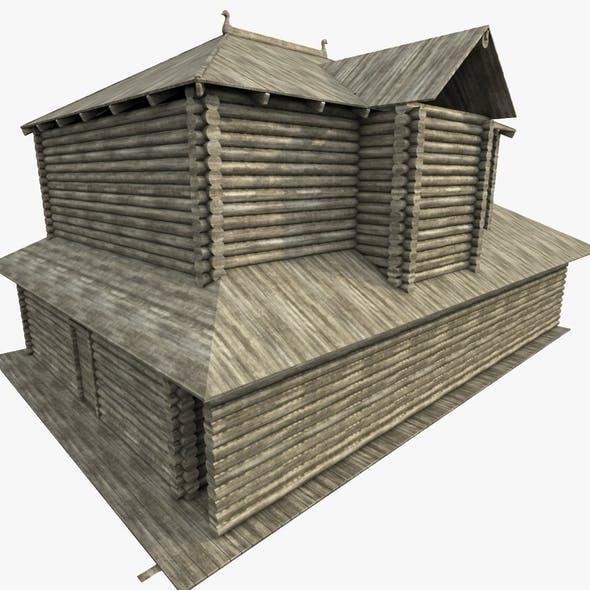 Ancient Log House