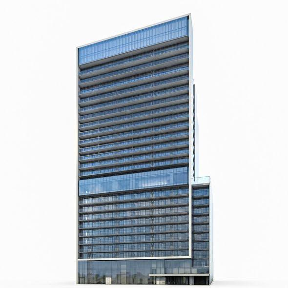Apartment Building 01