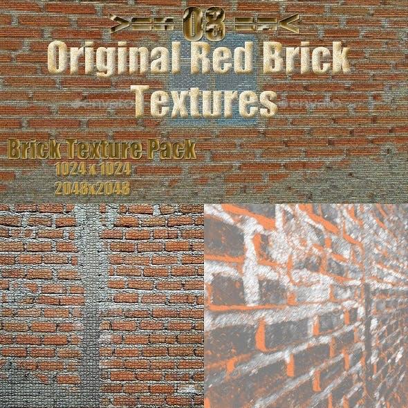 Bricks Original Texture Set