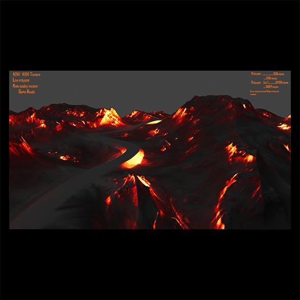Volcano 4