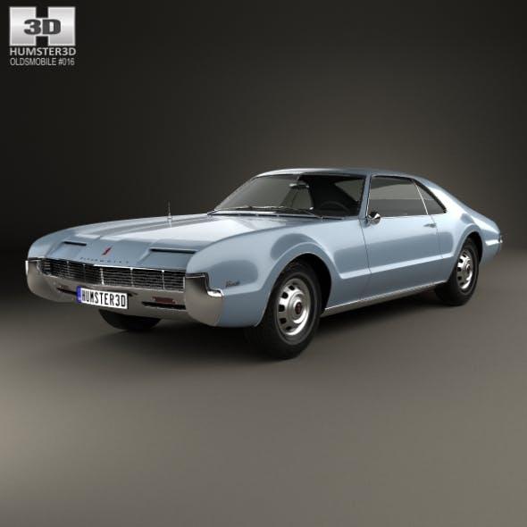 Oldsmobile Toronado 1966 - 3DOcean Item for Sale