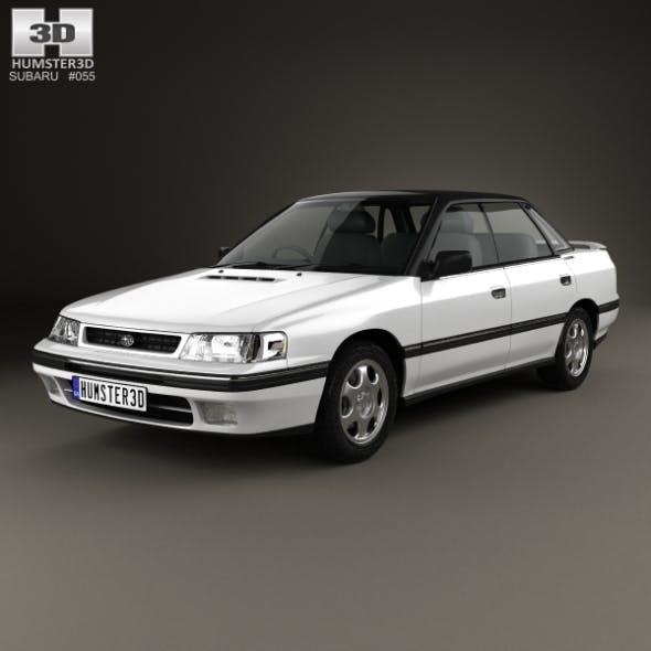 Subaru Legacy 1989 - 3DOcean Item for Sale