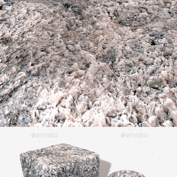 Campfire Ash Seamless Texture