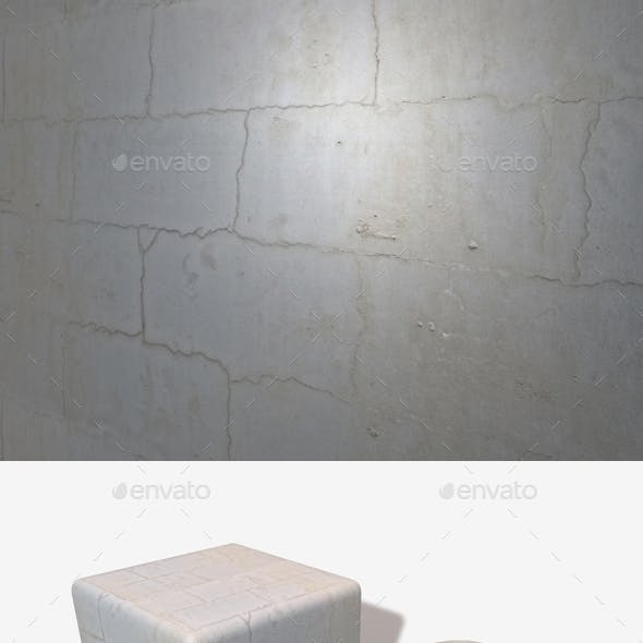Cracked Plaster Wall Seamless Texture