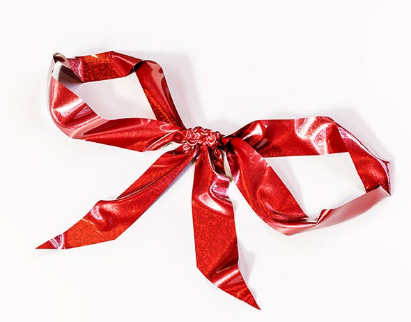 Ribbon Bow 001 - 3DOcean Item for Sale