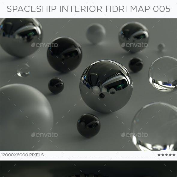 Spaceship Interior HDRi Map 005