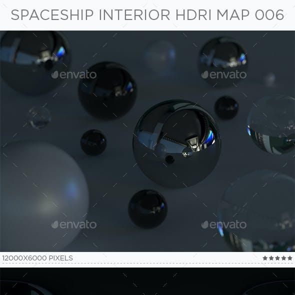 Spaceship Interior HDRi Map 006